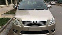 Chính chủ bán Toyota Innova 2.0E SX 2013, cá nhân, 1 chủ từ đầu