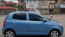 Bán ô tô Kia Morning bản đủ 2012, màu xanh, biển cực đẹp
