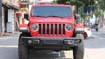 Cần bán Jeep Wrangler năm 2018, màu đỏ, hoàn toàn mới