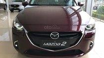 Bán Mazda 2 Premium SE màu đỏ mận, hoàn toàn mới
