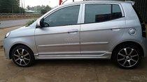 Bán xe Kia Morning 2012 màu bạc, xe mới 99%