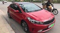 Cần bán lại xe Kia Cerato 2.0 AT 2016, màu đỏ, đk cuối 2016