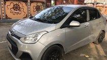 Bán Hyundai Grand i10 1.2 MT Base đời 2015, màu bạc, xe nhập
