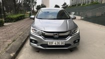 Bán Honda City 1.5 sản xuất 2017, màu bạc, xe gia đình, 565tr