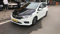 Cần bán xe Honda City Top sx 2017, màu trắng, giá chỉ 605 triệu