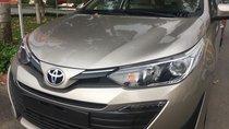 Bán Toyota Vios 1.5G AT 2019, Đủ màu - Giao ngay, KM đặc biệt tháng 08/2019, Hỗ trợ trả góp LS từ 0.33%/tháng