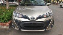 Bán Toyota Vios 1.5G AT 2019, giảm giá + tặng BHVC + phụ kiện, đủ màu, giao ngay, hỗ trợ góp