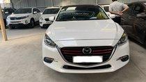 Bán Mazda 3 Facelift 2017, đúng chất, màu trắng, gốc TP, giá TL, hỗ trợ góp