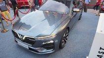 Cần bán xe VinFast LUX A2.0 2019, màu xám (ghi) giá tốt, mới 100%