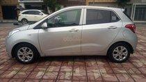Bán Hyundai Grand i10 bạc cực đẹp, giá tốt