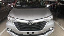 Toyota Avanza 1.3E số sàn, màu bạc, xe nhập - cho vay 90% thanh toán 140tr nhận xe