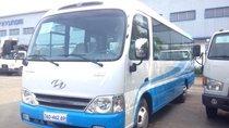 Bán thanh lý xe Hyundai County 29 chỗ Limousine giá hấp dẫn - trả trước 25% nhận xe