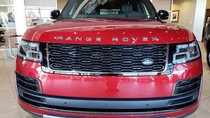 Chuyên bán Range Rover SV Autobiography: 1 màu và 2 màu, trắng đen, đỏ đen, xám đen