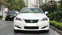 Cần bán xe Lexus IS 250C đời 2012, màu trắng, nhập khẩu nguyên chiếc