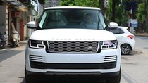 Giao ngay Range Rover HSE thùng to màu trắng, nội thất kem, sản xuất 2019, giá tốt nhất