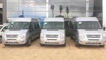 Bán xe giao ngay Ford Transit 2019, giá cực tốt, tặng: Hộp đen, BHVC, bọc trần, lót sàn, ghế da, gập ghế, LH: 0918889278