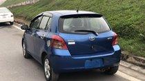 Bán Toyota Yaris sản xuất 2008, màu xanh lam, xe nhập