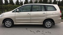 Bán Toyota Innova đời 2015, màu vàng cát
