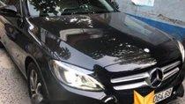 Bán Mercedes C200 sản xuất 2016, màu đen, nhập khẩu