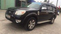 Cần bán Ford Everest sản xuất 2009, màu đen, chính chủ