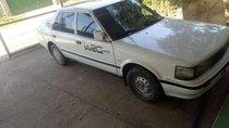 Bán ô tô Nissan Bluebird sản xuất 1985, màu trắng, xe nhập, giá chỉ 25 triệu