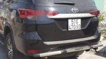 Bán Toyota Fortuner 2017, màu đen, giá cạnh tranh