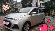 Bán Hyundai Grand i10 2015, màu bạc, xe nhập giá cạnh tranh