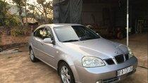 Cần bán gấp Daewoo Lacetti năm 2005, màu bạc, xe nhập, giá 195tr