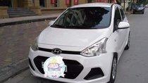 Cần bán xe Hyundai Grand i10 2014, màu trắng, xe nhập