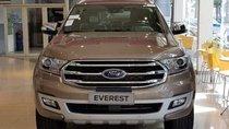 Bán xe Ford Everest Titanium Biturbo năm 2019, màu nâu, nhập khẩu