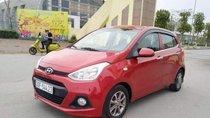 Bán xe Hyundai Grand i10 1.0 MT năm sản xuất 2015, màu đỏ, xe nhập Ấn Độ
