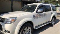Bán xe cũ Ford Everest đời 2014, màu trắng