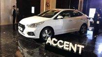Bán xe Hyundai Accent đời 2019, màu trắng, giá tốt
