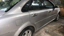 Bán ô tô Daewoo Lacetti đời 2009, màu bạc xe gia đình