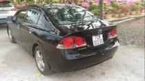 Bán Honda Civic đời 2006, màu đen