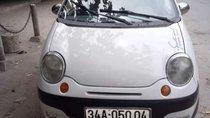 Cần bán lại xe Daewoo Matiz đời 2008, màu trắng, xe nhập