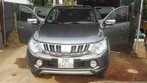 Cần bán Mitsubishi Triton đời 2016, màu xám, xe nhập ít sử dụng, giá tốt