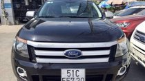 Cần bán lại xe Ford Ranger năm 2014, màu đen, nhập khẩu