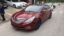 Chính chủ bán Hyundai Sonata 2011, màu đỏ, nhập khẩu
