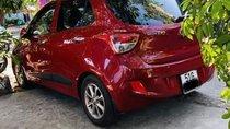 Bán ô tô Hyundai Grand i10 sản xuất 2015, màu đỏ, nhập khẩu Ấn Độ