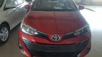 Bán ô tô Toyota Vios sản xuất năm 2019, màu đỏ, giá tốt