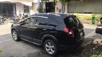 Cần bán lại xe Chevrolet Captiva 2013, màu đen, giá tốt