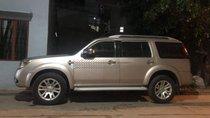 Cần bán xe Ford Everest 4x2 AT 2014, màu bạc, xe chính chủ