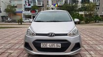 Bán Hyundai Grand i10 2016, màu bạc, xe nhập, giá chỉ 335 triệu