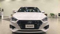 Bán xe Hyundai Accent đời 2019, màu trắng