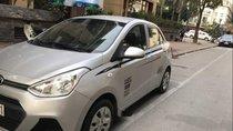 Chính chủ bán Hyundai Grand i10 đời 2016, màu bạc, nhập khẩu