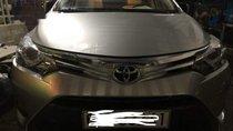 Bán Toyota Vios 1.5G CVT đời 2016, màu bạc
