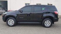 Bán xe Chevrolet Trailblazer sản xuất 2018, màu đen, nhập khẩu