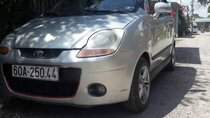 Bán Daewoo Matiz đời 2009, màu bạc, nhập khẩu nguyên chiếc