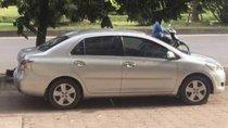 Bán Toyota Vios sản xuất 2008, màu bạc, xe gia đình, 375 triệu